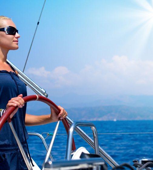 Weekend Sailing School