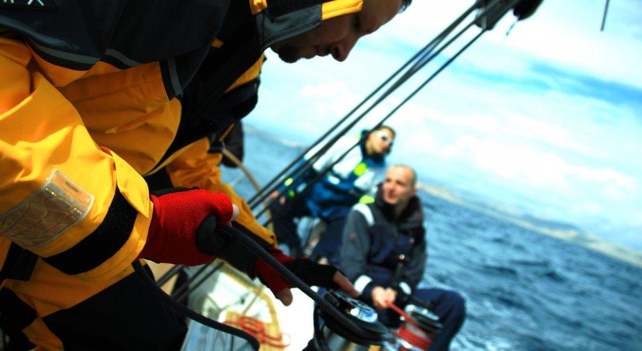 Skippers Drill